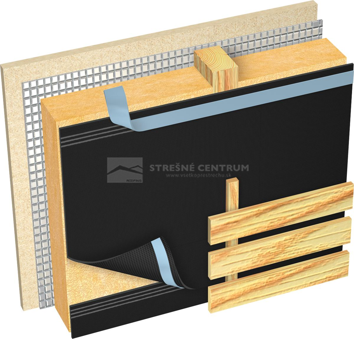 hydroizol cia delta fassade v. Black Bedroom Furniture Sets. Home Design Ideas