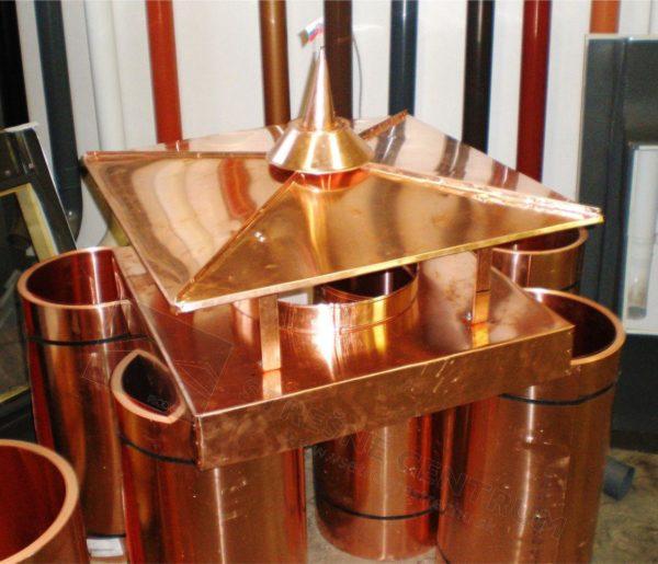 Galéria atypických klampiarskych prvkov