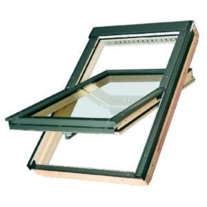 Strešné okno FAKRO FTP-V U3 - drevené