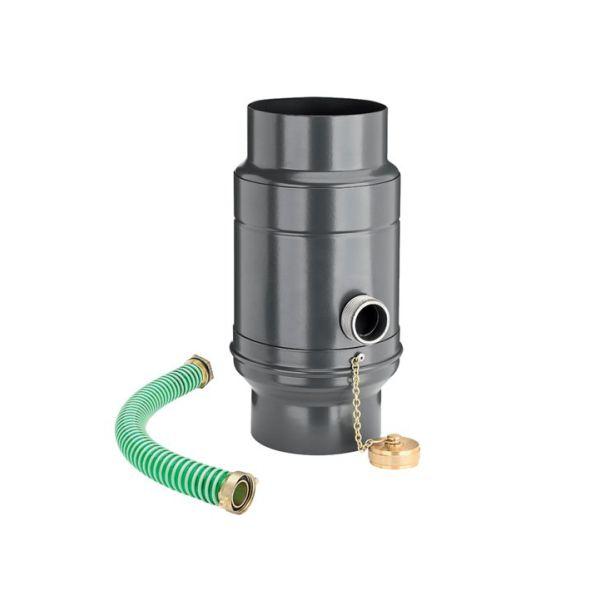 KJG zachytávač vody s hadicou hliník - farebný