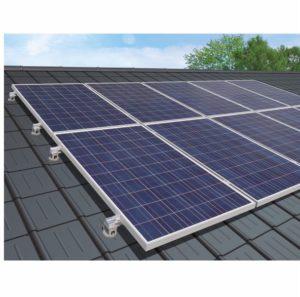 PREFA solárny držiak Fix na debnenie